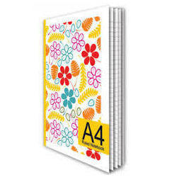 A4 Exercise Notebook