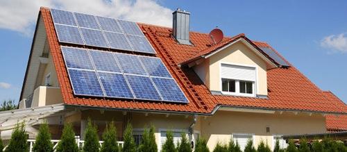 On Grid Solar Power Plant-Residental