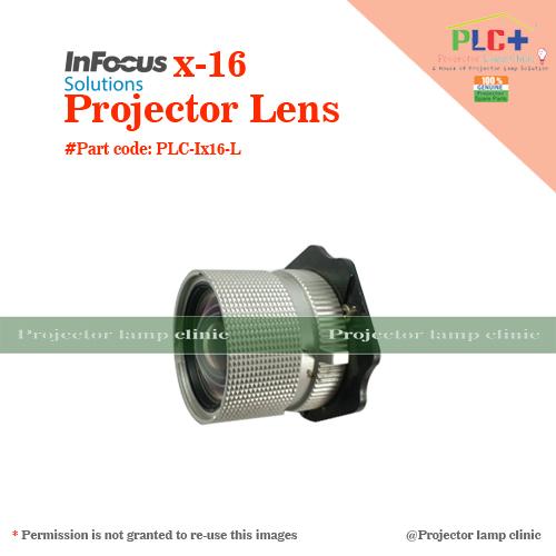 Infocus X-16 Projector Lens