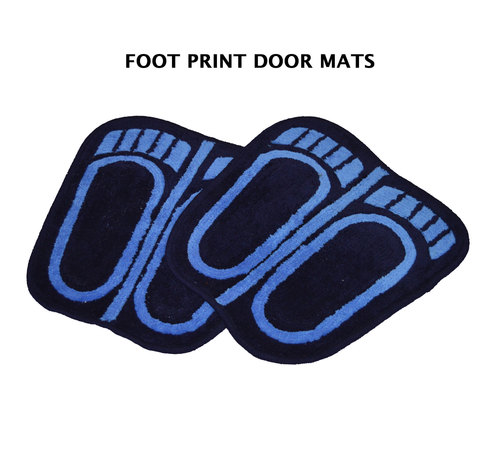 Jalandar Foot Print Door Mat in  Porur