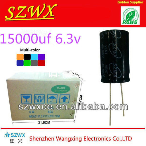 15000uf 6.3v Aluminum Electrolytic Capacitor in   Baoan District