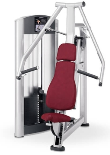 Life Fitness Signature Chest Press Exercise Machine in  Shivaji Marg