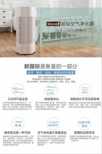 Yimao Mone1 Mizi Air Purifier