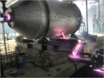 Industrial Rotary Furnaces