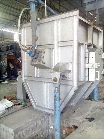 Hydraulic Tilting Skelner Furnace