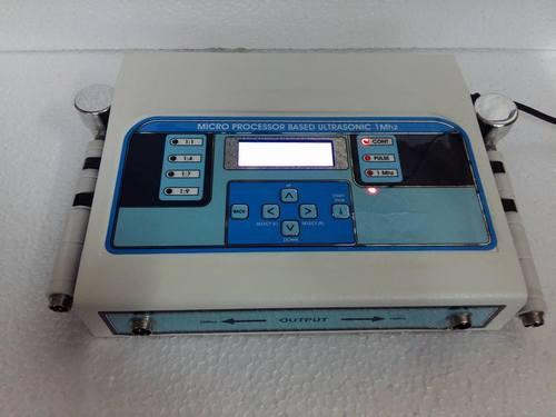 Micro Processor Based Ultrasonic Machine