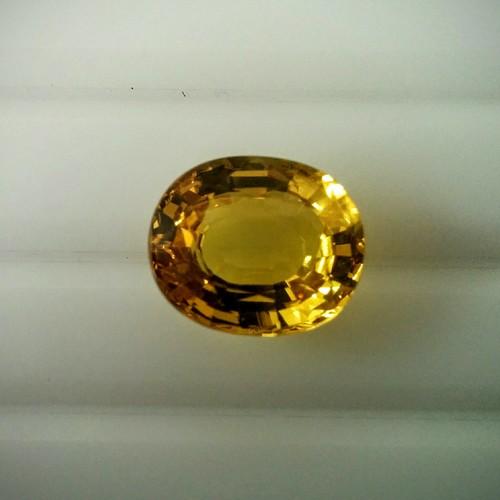 Yellow Sapphire in  Johari Bazar