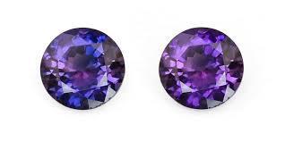 Purple Sapphire Stone