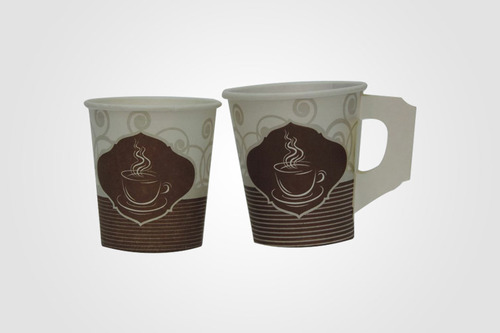 Paper Tea Cup 7Oz with Handle