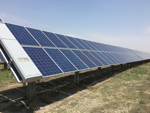Solar Panel Cleaning Robots In Hyderabad Telangana