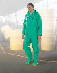 PVC Overall Chemical Safety Suit in   GIDC