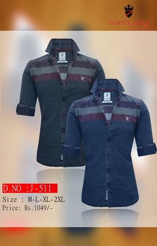 Men'S Penal Shirt in  New Area