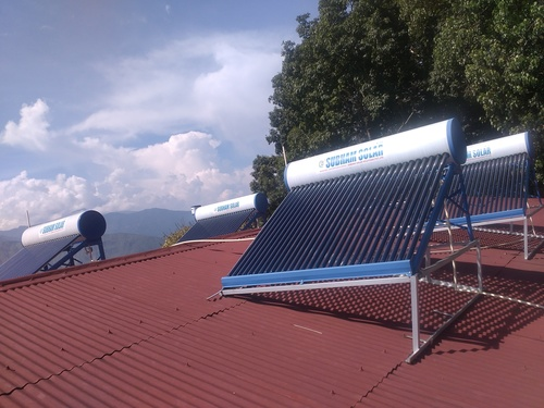 Solar Water Heater in   Bidhan Road