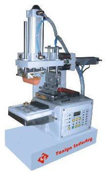 Pneumatic Pad Printing Machines