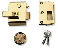 Security Rim Locks