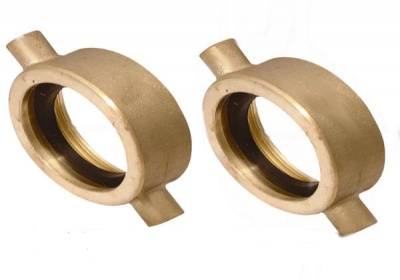Brass Lugs Hose Nuts in   Sudmam Chowk
