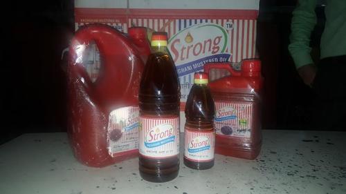 Strong Kachi Ghani Mustard Oil in   Gidc Near Padam Plastic