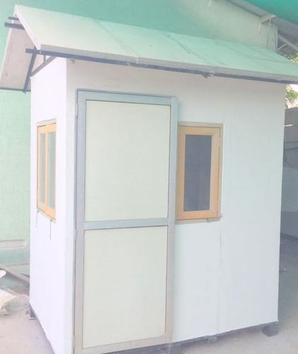 Portable PreFab Security Cabin in  Thaltej