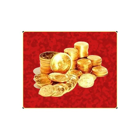 Pure Gold Coins
