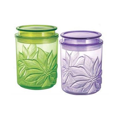 Plastic Designer Containers