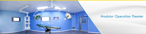 Modular Operation Theater in  Gandhinagar