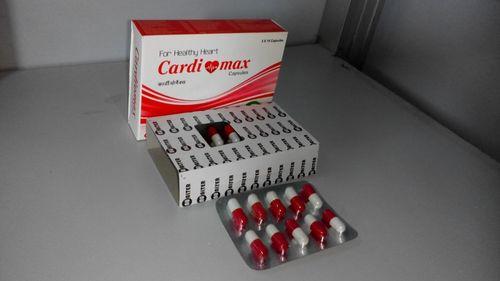 Cardiomax Capsules in   Manimajra
