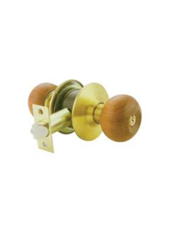 Iron Cylindrical Lock (Deluxe)