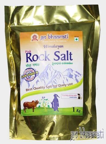 Pink Himalayan Rock Salt