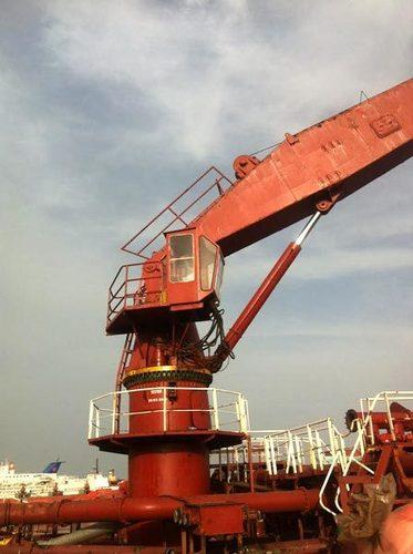 Marine Deck Cranes