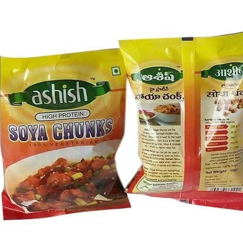 High Protein Soya Chunks