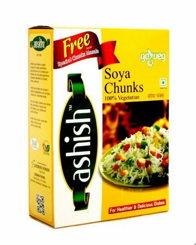 Packed Soya Chunks