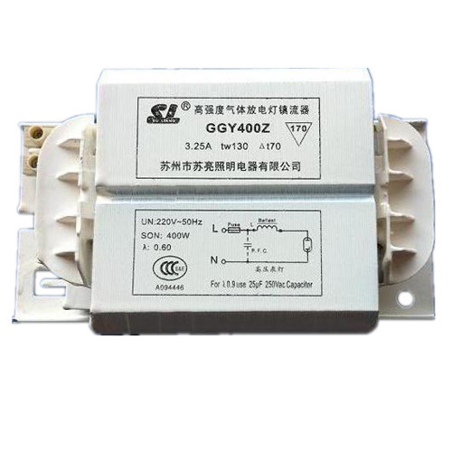 400w High Pressure Mercury Lamp Ballast
