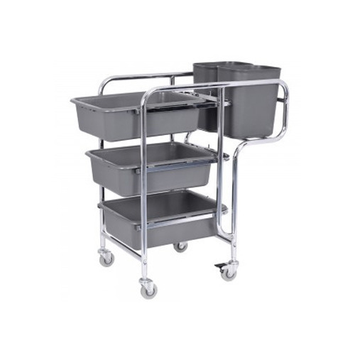Kitchen Trolley Accessories: Stainless Steel Kitchen Trolley Suppliers, Traders