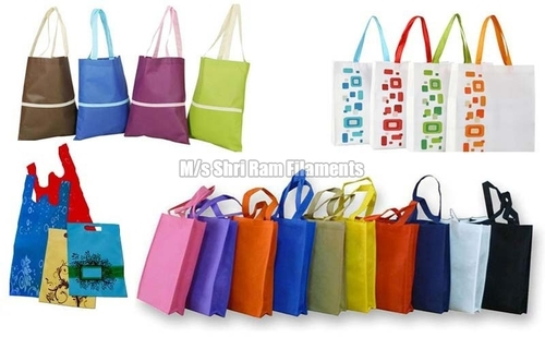 Loop Handle Non-Woven Carry Bags