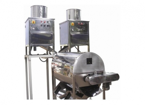 Automatic Cashew Nut Peeling Machine