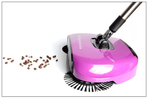 Non Electric Vacuum Automatic Household Floor Sweeper In