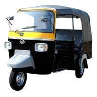 Diesel Passenger Auto Rickshaw
