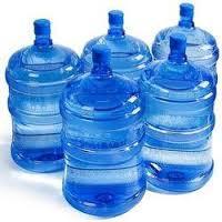20 Liter Transparent Water Jar