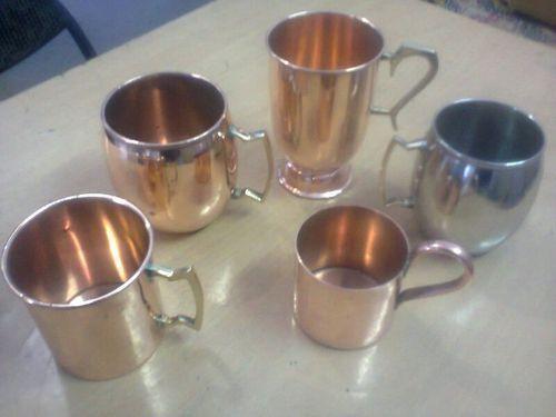 Copper Barrel Mug in  Karula