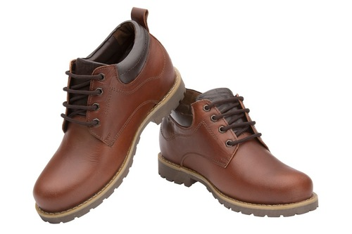 Damiano Height Increasing Rough Casuals Mens Shoes