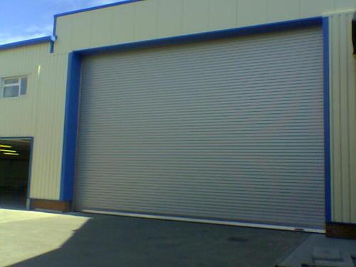 Insulated Rolling shutters in  Villivakkam