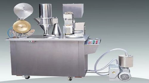 Fully Automatic Capsule Making Machine