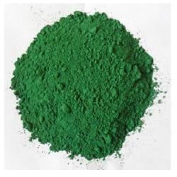 Phthalocyanine Green Pigments