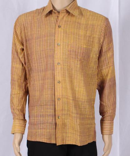 Mens Khadi Shirt