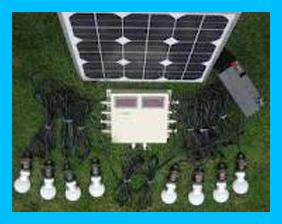 Solar Home Lights