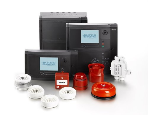 Fire detection systems in new delhi suppliers dealers