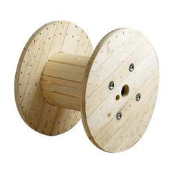 Wooden Cable Drum in  Rewari