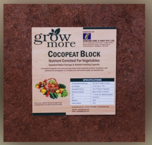 Grow More Coco Peat