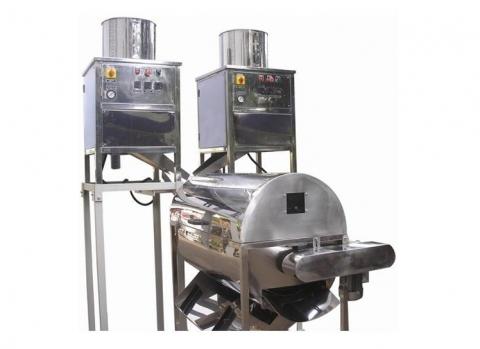 Automatic Cashewnut Peeling Machine