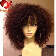 Natural Curly Hair Wig in  Choolaimedu